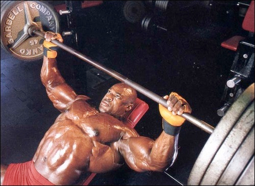 ronnie-coleman-bench-press